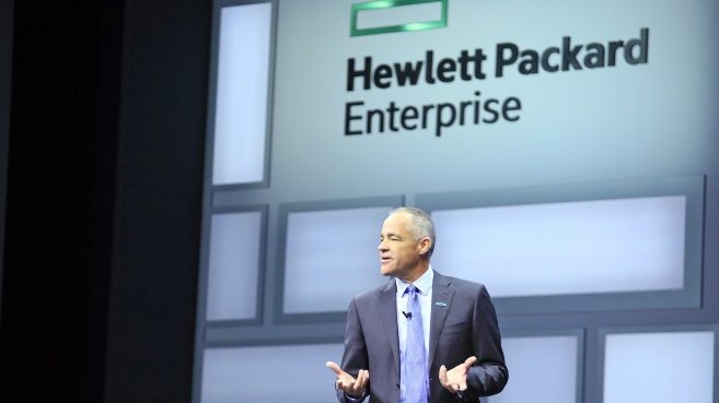 HPE Discover Ric Lewis